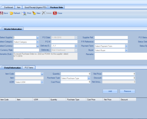Hospital Management System - Healthcare, Meaningful Use